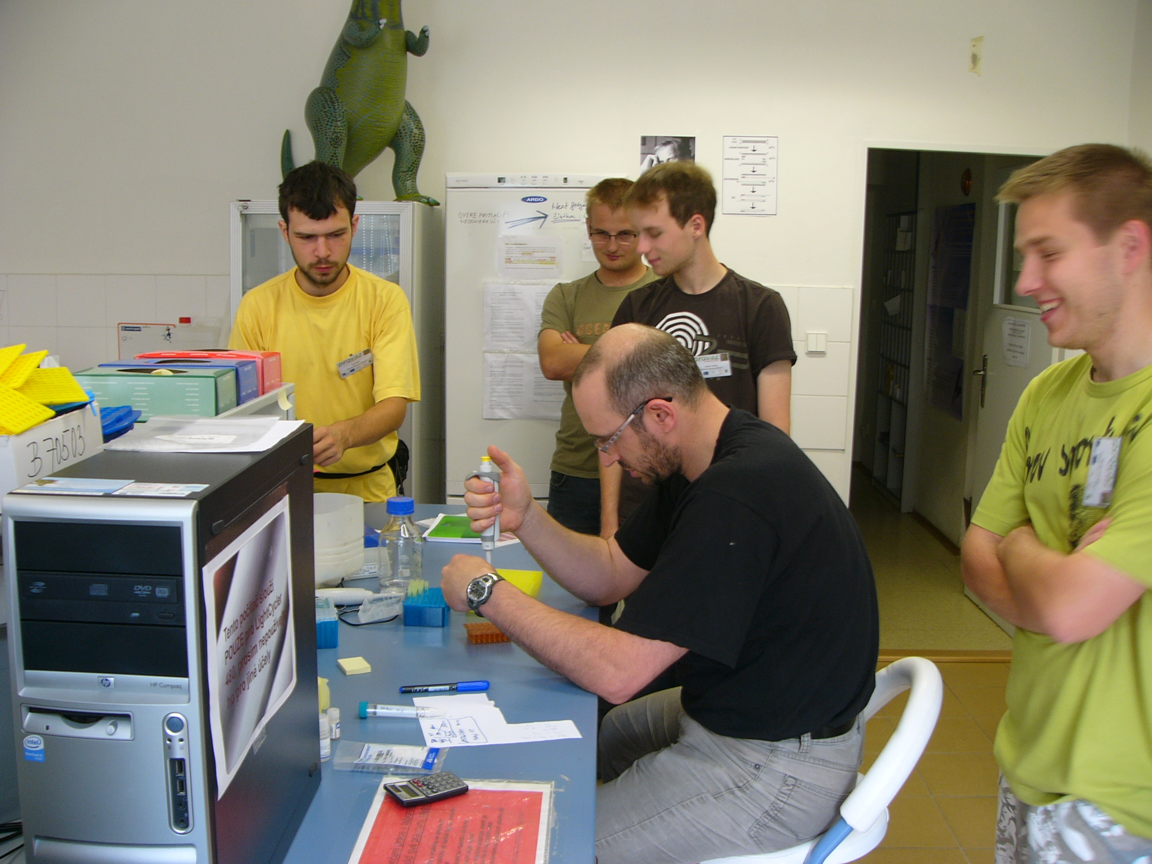 Summerschool Provaz 2012